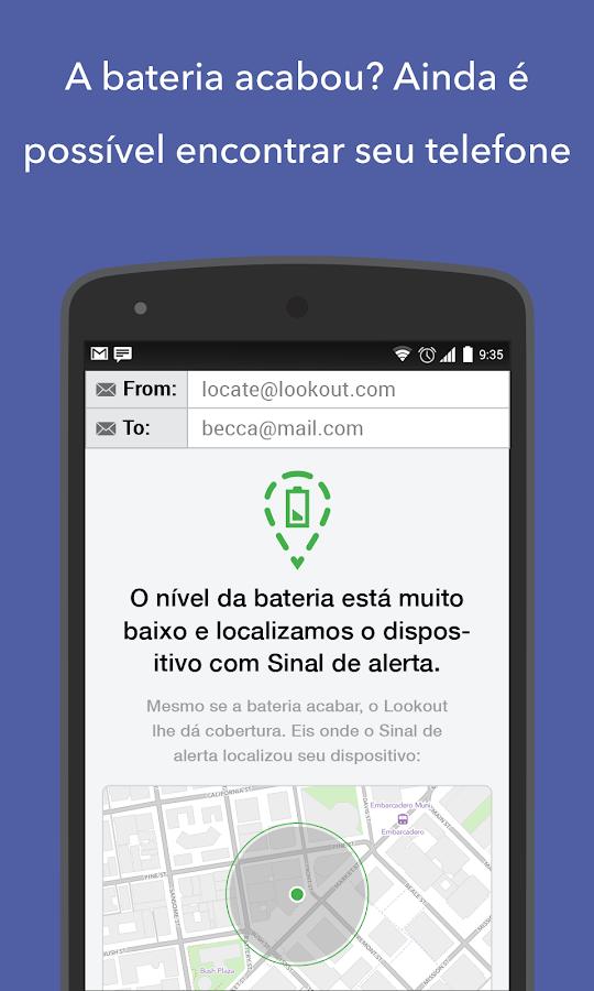 Grátis Antivirus & Segurança - screenshot