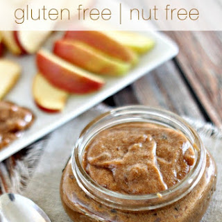 Easy Cookie Butter Recipe {Gluten Free, Nut Free Option!}