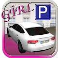 Girl Car Parking 3D 1.4 icon