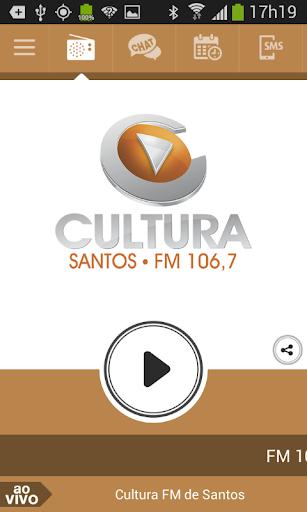 Cultura FM de Santos