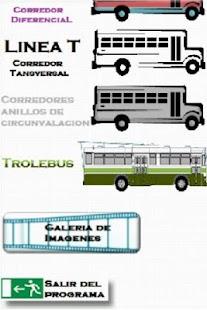 Colectivos Cordoba- screenshot thumbnail