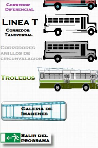 Colectivos Cordoba - screenshot