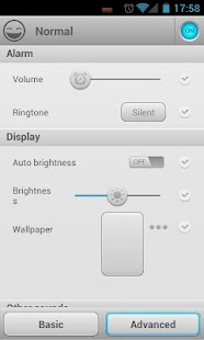 Smart Settings - screenshot thumbnail