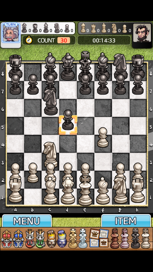 Chess Master King - screenshot