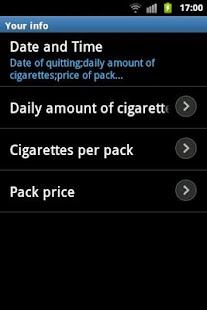 Quit Smoking App Paid - screenshot thumbnail