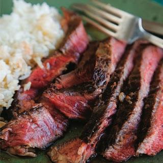 Vietnamese-Style Steak.
