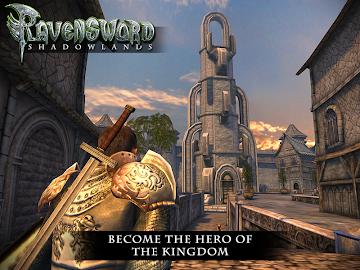 Ravensword: Shadowlands 3d RPG Screenshot 7