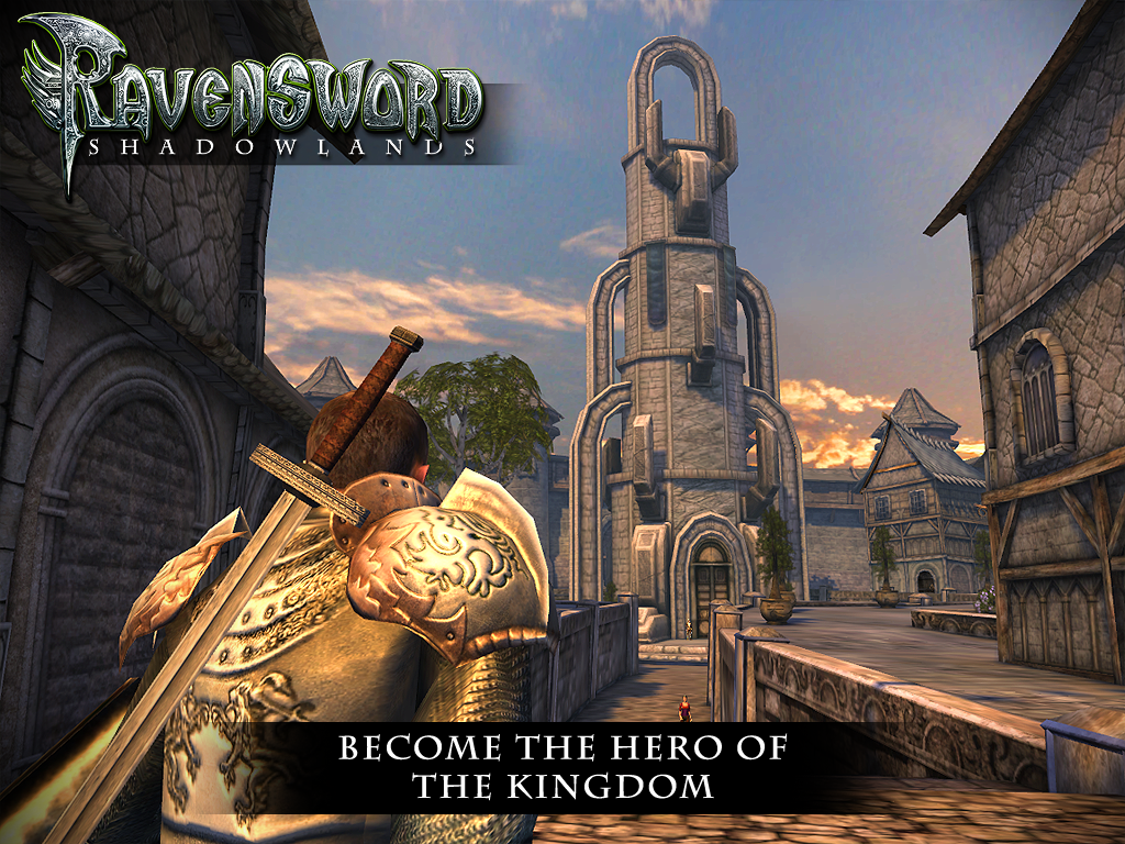 Ravensword: Shadowlands - screenshot