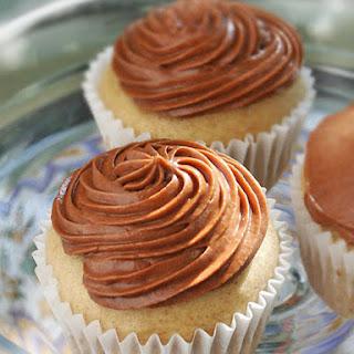 Gluten-Free Vanilla Cupcakes.