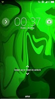 Screenshot of eXp Theme - Green