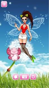 【免費休閒App】Fairy Princess Dress Up Games-APP點子
