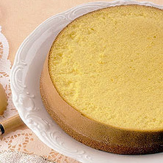 Pan di Spagna-Italian Sponge Cake