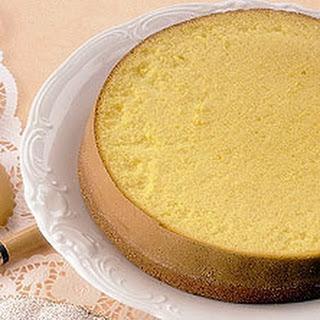 Pan di Spagna-Italian Sponge Cake.