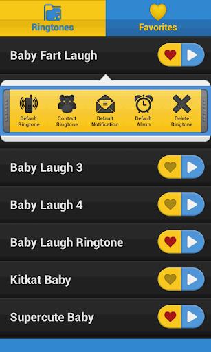 【免費音樂App】婴儿的声音和铃声-APP點子