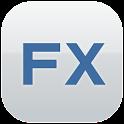 FX特集!FXチャート・FX口座 logo