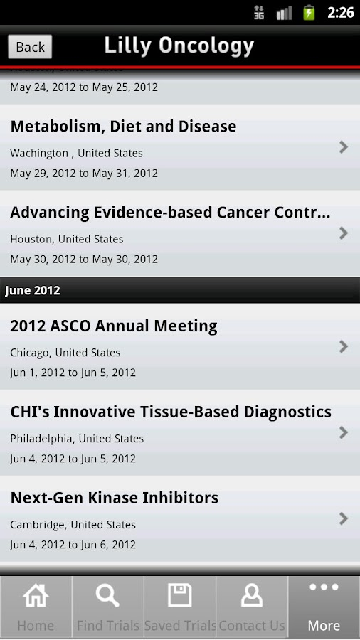 Lilly Oncology CT Resource - screenshot