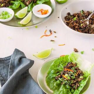 Mushroom & Quinoa San Choi Bao