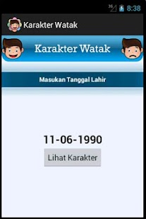 Karakter Watak - screenshot thumbnail