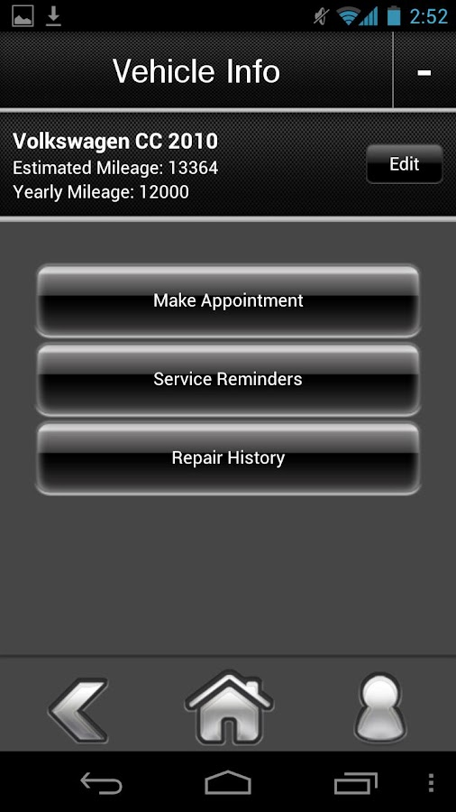 Dans Auto Service- screenshot