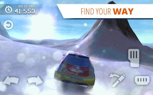 Rally Driver Alaska
