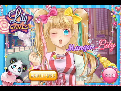 Manga Lily - screenshot thumbnail