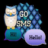SleepyOwl/GO SMS THEME
