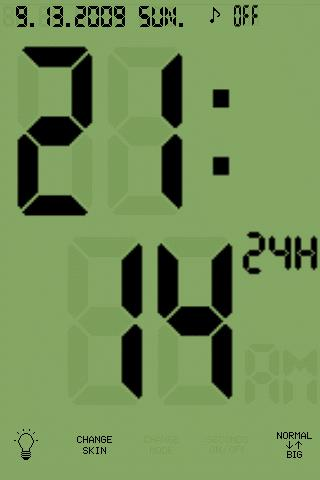 TokiClock-World Clock Calendar- screenshot