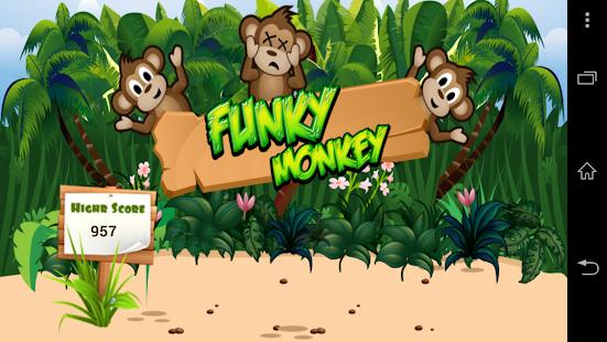 Funky Monkey Jungle