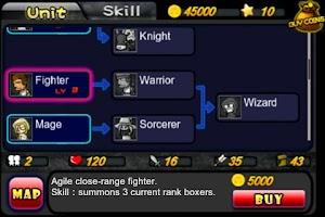 Screenshot of Battleground