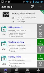 Whova Group and Event - screenshot thumbnail