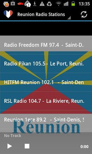 Reunion Radio Stations