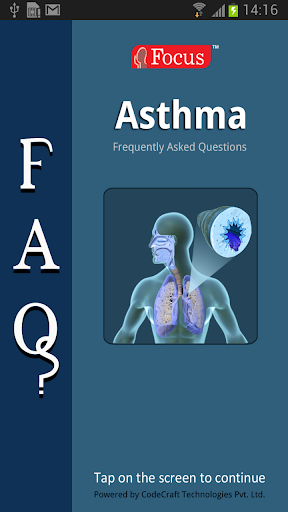 FAQs in Asthma