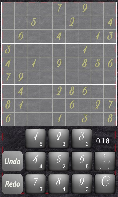 Sudoku Free- screenshot