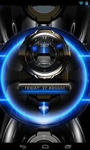 clock widget glow magic 玩娛樂App免費 玩APPs