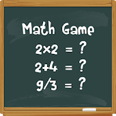Math basic skills game