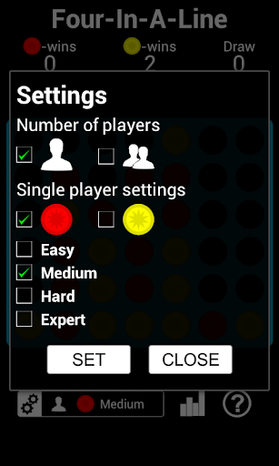 【免費休閒App】四在一條線上HD-APP點子