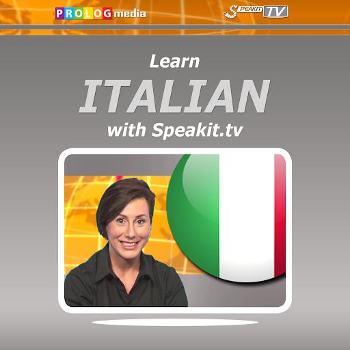 イタリア語をSPEAKit.tvで学ぶ d
