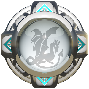 GO Locker white dragon 生活 App LOGO-APP試玩