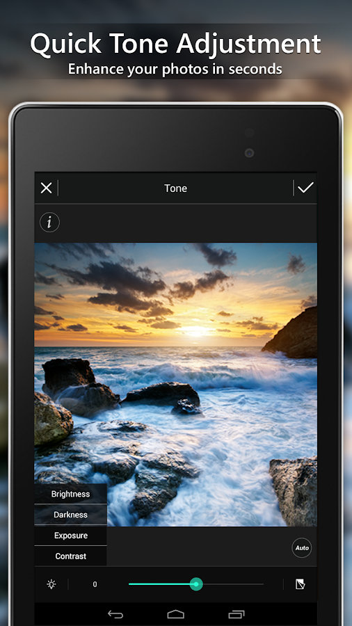 PhotoDirector - Photo Editor - screenshot