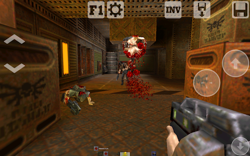 Quake 2 Touch - screenshot thumbnail