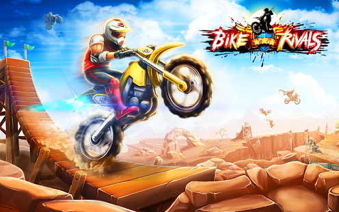 Bike Rivals- screenshot thumbnail