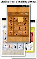 Screenshot of Fifteen Puzzle X