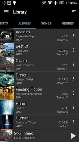 GoneMAD Music Player FULL 2.1.3 APK