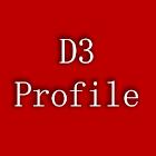 D3 Profile icon