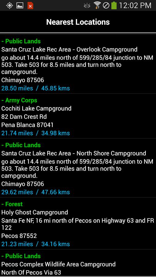 Camp and Tent - screenshot