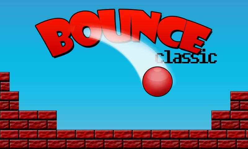Bounce Classic - screenshot