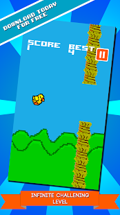 Flappy Duck- screenshot thumbnail