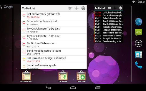 Ultimate To-Do List - screenshot thumbnail