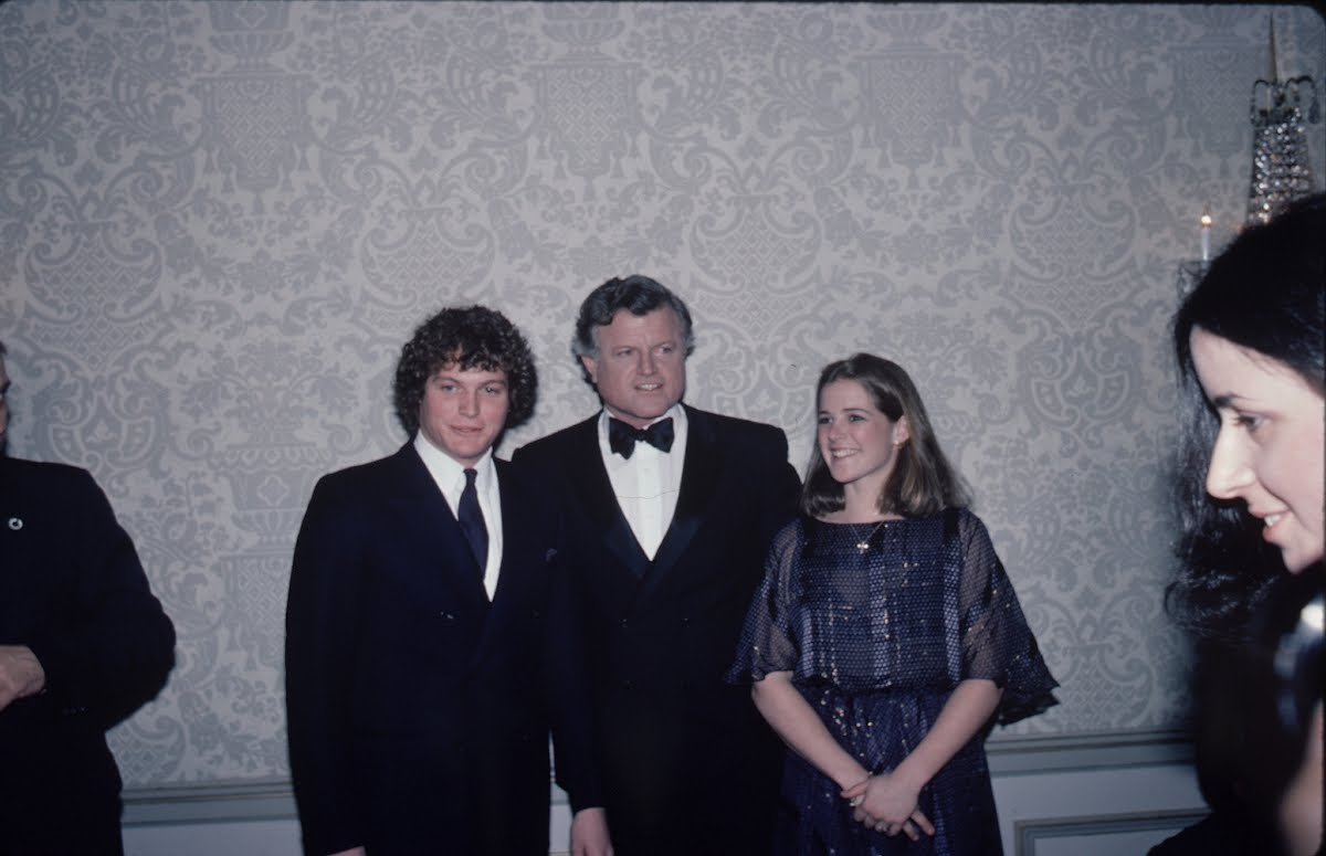 Kennedy Family 1980-1987
