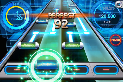 BEAT MP3 2.0 - Rhythm Game screenshot